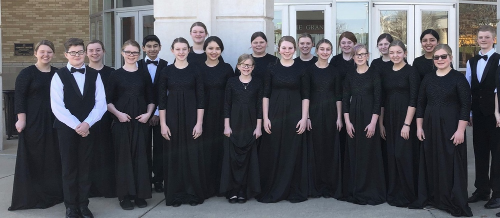 WCC Honor Choir Shines at CPA