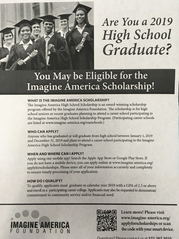 Imagine America Scholarship