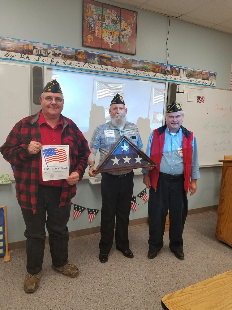 A Day with Veterans
