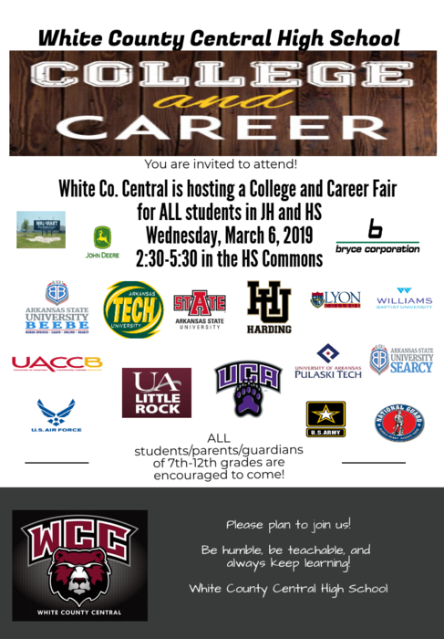 College/Career Fair