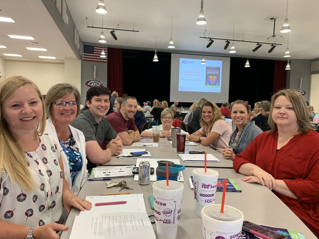 WCC teachers attending professional development